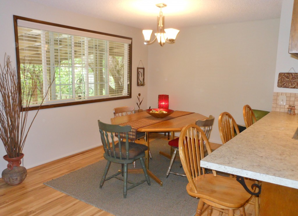 Dining Room, after remodel