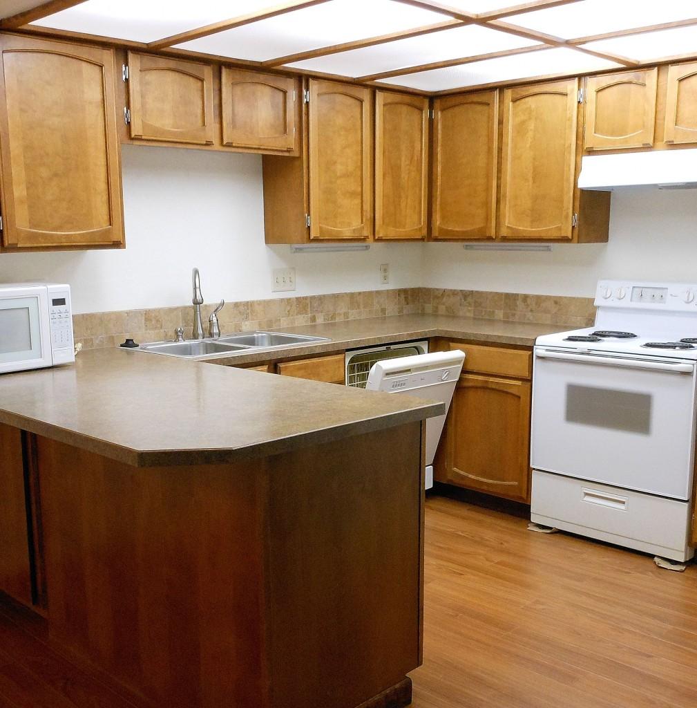 Kitchen, after remodel